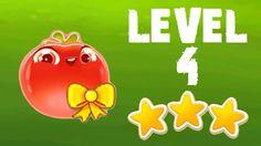 Farm Heroes Super Saga - 3 Stars Walkthrough Level 4