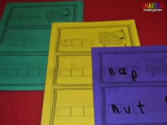 How can you manage activities with small groups? Colored Card Stock!