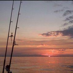 Sunrise - fishing South FL