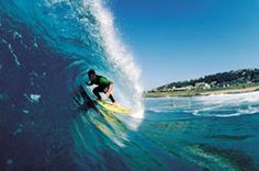 South Africa is one of the top surfing countries in the world, with sublime coastal scenery and consistent high-quality surf. Orlando, Durban South Africa, Big Wave Surfing, Bondi Beach, Adventure Activities, Big Waves, Countries Of The World, Great View, West Coast