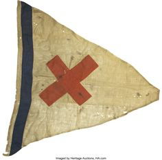 Military & Patriotic:Civil War, Regulation Civil War Corps Brigade flag of General EmoryUpton's Brigade as Used at the Battles of The Wilderness andSpot. Battle Of The Wilderness, Creative Toys For Kids, Civil War Flags, Union Flags, Hand To Hand Combat, Confederate Flag, American Civil War, Civilization, Auction