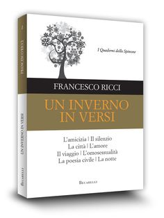 Book cover | Un inverno in versi | Francesco Ricci | I Quaderni dello Spinone