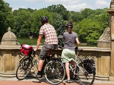 Get Up and Ride cycling tours aren't cheap, but they'll take you to areas of New York that you may not have visited—plus, some tours (such as its brunch jaunt) offer food as part of the ticket price. For history buffs, the Municipal Art Society offers walking tours that show off the city's architectural gems and hidden spots, often for less than $20.