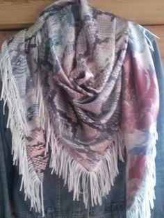 Driehoek sjaals