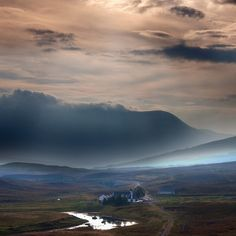Aultguish Inn, Scottish Highlands