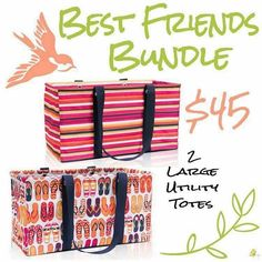 Thirty-one May 2017 Special Thirty One Uses, Thirty One Gifts, 31 Party, Host A Party, Large Utility Tote, Thirty One Consultant, 31 Gifts, Beautiful Handbags, Organize Your Life