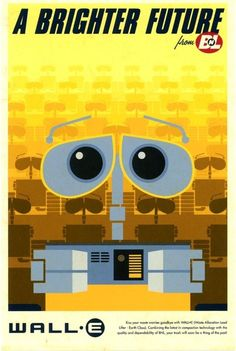 Wall-E | Eric Tan