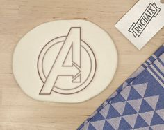 Avengers Cookie Cutter - Marvel Cookie Cutter Comics Avengers Geek Superhero Symbol Super Hero Sign Thor Iron Man - 3D Printed
