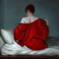 20 Realistic Oil Paintings by Artist Mary Jane Ansell
