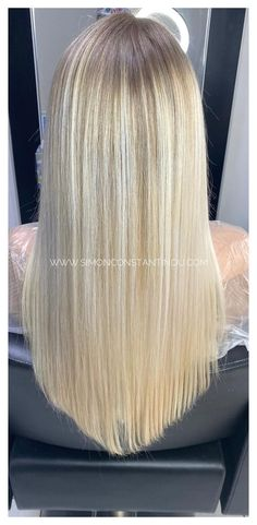 Cooling things down... Chelsea took this lovely lady a lighter & cooler shade of blonde ✨ We love this sophisticated look - What do you think? If you feel like updating your blonde goals, book your complimentary colour consultation with Chelsea or one of our other talented colourists... ☎ Call 02920461191 or book online. #simonconstantinou #hairdresserscardiff #blondehaircardiff #platinumblonde #blondehairspecialists #coolblonde #iamgoldwell Goldwell UK Cool Ash Blonde, Blonde Hair, Grey Hair Don't Care, Latest Hair Color, Shades Of Blonde, Hair And Beauty Salon, Complimentary Colors, Hair Transformation, Platinum Blonde