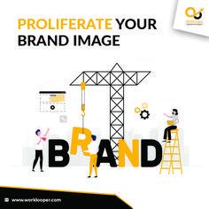Proliferate Your Brand Image #brand #branding #brandimage #promotebrand Branding Services, Event Branding, Branding Agency, Building Companies, Brand Building, Brand Promotion, Build Your Brand, Tv Commercials, Unique Image