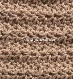 Fences - Crochet Stitch