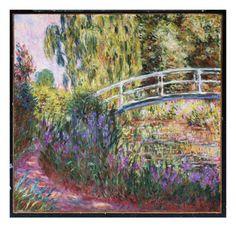Monet:-)