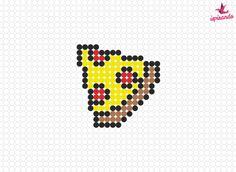 Diy Crafts Hacks, Diy And Crafts, Cross Stitch Embroidery, Cross Stitch Patterns, Hamma Beads Ideas, Peler Beads, Pixi, Bead Art, Beading Patterns