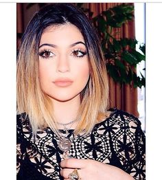 Kylie jenner makeup...and hair... she is it for me this summer