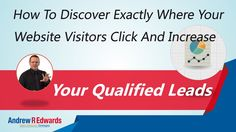 Where Do Your Website Visitors Click? Your Sales Could Depend On It Google Analytics, Marketing Strategies, Selling Online, Pharmacy, Finance, Management, Retail, Website, Store