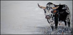 Nguni bull #3, aRt bY aNeL