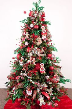 7eba5a4eaf2 Christmas Tree Decorations Ideas Modest Design 25 On Home Decor Ideas.  Árboles De Navidad BlancosÁrbol ...