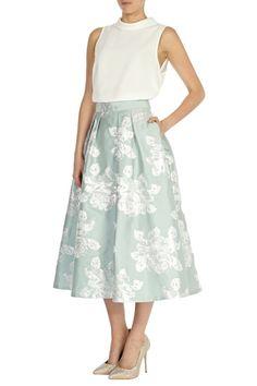 Wedding Guest: coast skirt