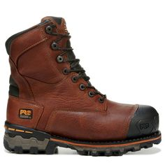 Timberland PRO Gladstone ESD Steel Toe Men's Work Boots Brown Full-Grain  Leather | Timberland pro, Gladstone and Steel toe