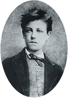 """My heart has been stabbed by grace"" -Arthur Rimbaud"