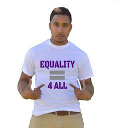 Equality 4 All LGBTQ Pride Rainbow LEAP LGBTQ Shirts and Hats