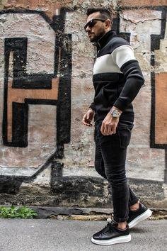 f545f1d84b9f78 Scuba Top Black Biker Denim Alexander Mcqueen Sneaker. Alexander Mcqueen  Mens ShoesAlex ...