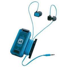 Fitness Earbuds Black Blue
