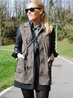 lapetiteblonde Outfit   Otoño 2012. Cómo vestirse y combinar según lapetiteblonde el 7-12-2012