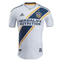 463f76d44ba52 adidas LA Galaxy Authentic Home Jersey 2018 - The all new adidas MLS 2018  jerseys.