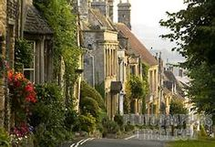 Burford, England--I love the Cotswolds!