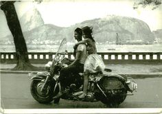 by frank horvat,  rio de janeiro,  1963 - Brésil Chic !