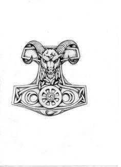 Mjollnir by sikerone - DeviantArt: More Artists Like Thor's Hammer by mmbretweir