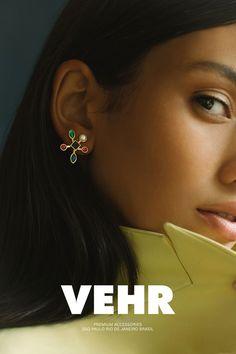 Diamond Earrings, Stud Earrings, Mini, Branding, Casual, Ale, Jewelry, Fashion, Creative Photography