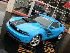 Mustang Boss Shinoda