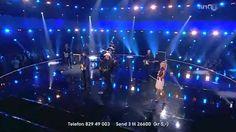 Melodi Grand Prix Final 2012 - Bobby Bare - Things Change