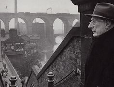 L.S.Lowry in Stockport