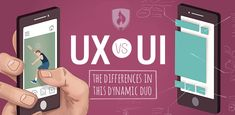 UX vs UI The Differences in This Dynamic Duo #webdesign #UX #UI