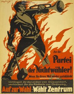 This website has a huge amount of foreign posters, some are harder to decipher than others but it is interesting to try and figure out what they're for (with the limited German I can read!) http://www.ww1propaganda.com/world-war-1-posters/german-ww1-propaganda-posters?page=5