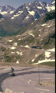 Col du Galibier 1986