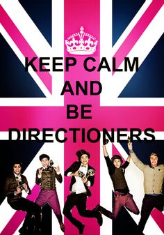 One Direction Infection!!! But ya know................it's actually great for you.