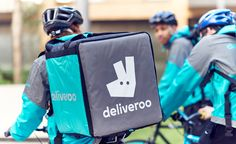 food delivery while you're traveling  Deliveroo launches first TV campaign in brand expansion push
