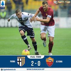 Hasil Pertandingan Parma VS AS Roma 10 November 2019 As Roma, Parma, November 2019, Running, Sports, Hs Sports, Keep Running, Excercise, Why I Run