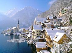 18 Heaven Places on Earth - Hallstatt, Austria
