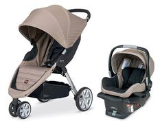Everyone will tell you: You need a car seat and a stroller.    No one will tell you: Definitely get the travel system.