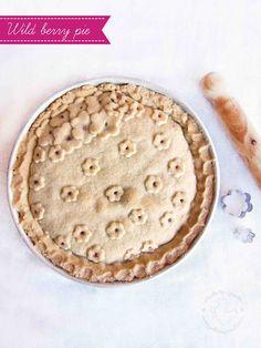 Gialla tra i fornelli: Crostata ai frutti di bosco (Wild Berry Pie)