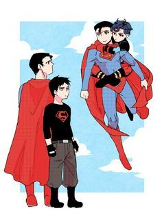 superboy 90s - Google Search