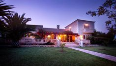 Gran Vista, Cala D'Or, Majorca. Beach Haven, Majorca, Mansions, House Styles, Home Decor, Decoration Home, Manor Houses, Room Decor, Villas