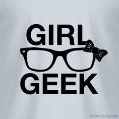 Geek Girl Design, though I am nerd, not geek