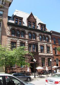 beautiful architecture Troy NY